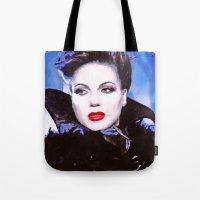 Evil Regal Tote Bag