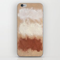 Rothko Inspired Spiced Berry Canyon Dusk 001 iPhone & iPod Skin