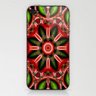 Decorative Patterns In S… iPhone & iPod Skin