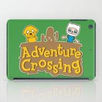 Adventure Crossing iPad Case