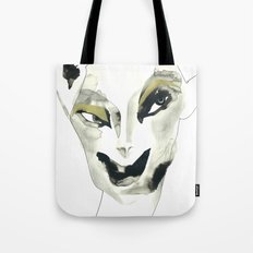 a faint smile Tote Bag