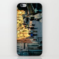 Along the Canal iPhone & iPod Skin