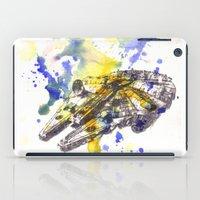 Star Wars Millenium Falc… iPad Case