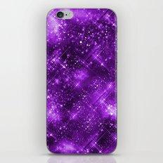 Dazzling Series (Purple) iPhone & iPod Skin