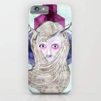 Hair Mask iPhone 6 Slim Case