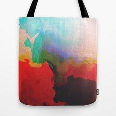 Glitch 14 Tote Bag