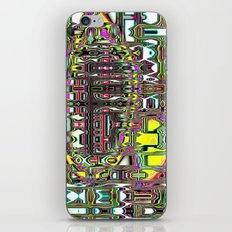 Blimp I B iPhone & iPod Skin