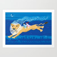 Your Wildest Dreams Art Print