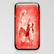 NeBuLa iPhone & iPod Skin