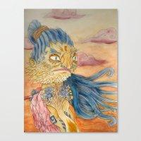 Shaman 1 Canvas Print