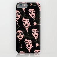 iPhone & iPod Case featuring Tears by Bouffants and Broken Hearts