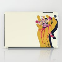 You botched it! You botched it! iPad Case