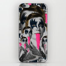 Kiss iPhone & iPod Skin