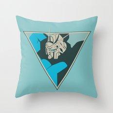 Gundam (by felixx.2 0 1 6) Throw Pillow