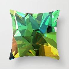 Mint Julep Throw Pillow