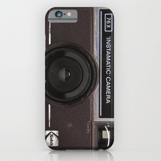 Instamatic Camera 2 iPhone & iPod Case