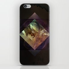 Hail Mary iPhone & iPod Skin