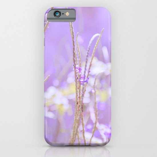 Gladness breathes from the blossoming ground. iPhone & iPod Case