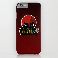 The Adventures Of Bat Ma… iPhone 6 Slim Case