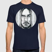 Iggy Mens Fitted Tee Navy SMALL