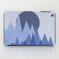 Blue Mountains iPad Case