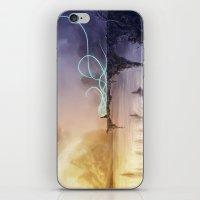 World's End iPhone & iPod Skin