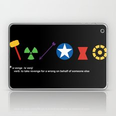Assemble! Laptop & iPad Skin