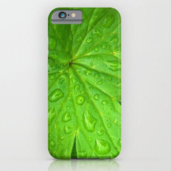 green leaf II iPhone & iPod Case