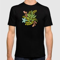 Sedona Mens Fitted Tee Black SMALL
