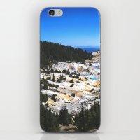 Bumpass Hell Pass Lassen Volcanic National Park iPhone & iPod Skin