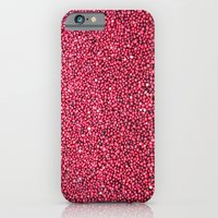 iPhone & iPod Case featuring Cranberries by Sara E. Lynch