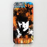 iPhone & iPod Case featuring Clockwork Orange by Zoé Rikardo