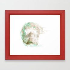 Silence #1 Framed Art Print