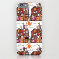 iPhone & iPod Case featuring chateau by Matthew Taylor Wilson