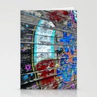 Old Sicilian Port Of Alc… Stationery Cards