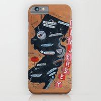 NEW JERSEY iPhone 6 Slim Case