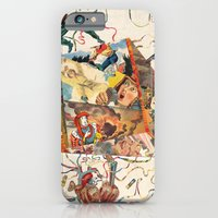 """iPhone & iPod Case featuring Enemies Are Killing Me """"Slow"""" by Guilherme Lepca"""