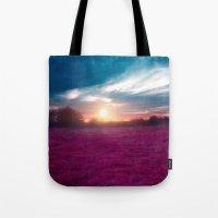 Sunset I C. Tote Bag