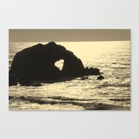Love Is Hard To Find Canvas Print