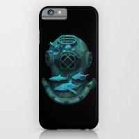 Deep Diving iPhone 6 Slim Case