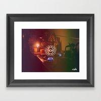 Vudu Framed Art Print