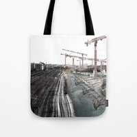Paris d'avenir 6 Tote Bag