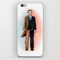 2 WALTER BISHOP (FRINGE) iPhone & iPod Skin