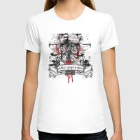 zombie T-shirts featuring Zombie by DaeSyne Artworks