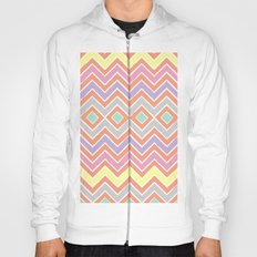 Aztec Tribal Chevron Hoody
