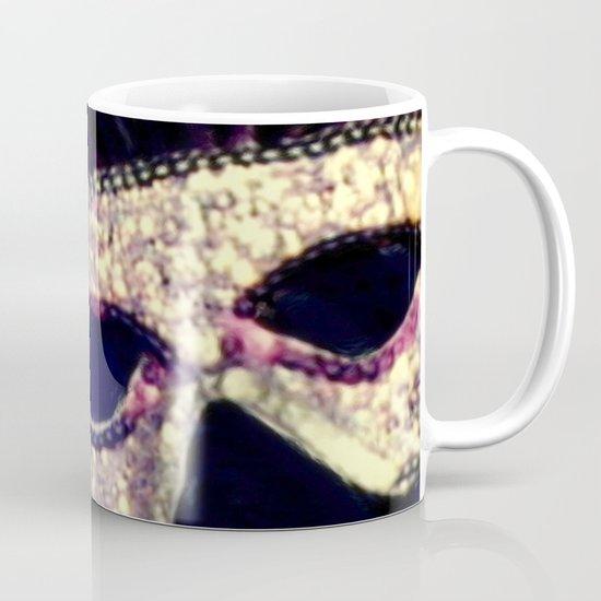 Mardi Gras Mask Mug