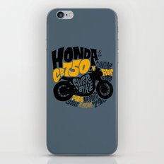 CB750 iPhone & iPod Skin