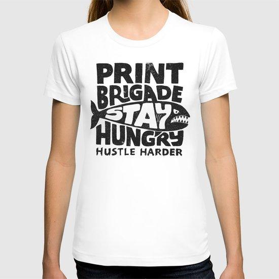 Hustle Harder T-shirt
