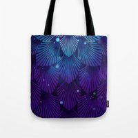 Variations On A Feather … Tote Bag