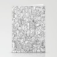 Isometric Urbanism Pt.1 Stationery Cards